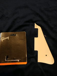 Mounting Bracket and Pickguard for Les Paul