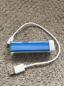 Portable Cell Phone Charger