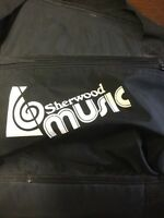 "Deluxe ""Sherwood Music"" Guitar Bag. REDUCED"