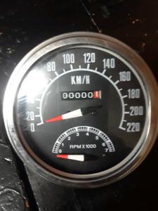 Harley speedometer and tack  brand new