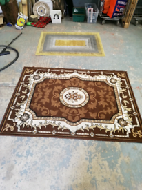 Rugs for Quick Sell - Brown + Yellow Rugs