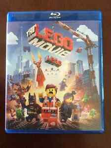 The Lego Movie Blu-Ray Disc & Case - Watched Once
