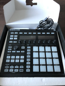 Maschine MK2 Black + Keystation49 + Nomad25