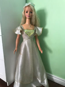 1992 Vintage 'My Size' Barbie doll