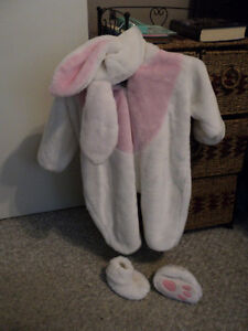 ADORABLE BUNNY SUIT !! NEW PRICE