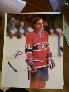 Unsigned HHOF 8x10 photos