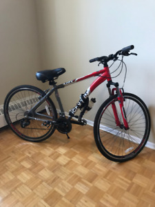 New High Performance Hybrid Bicycle w/ Accessories Package  $400