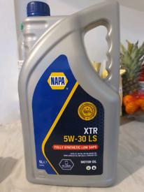 Engine oil NAPA XTR 5W-30 LS 5L