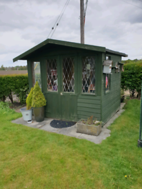 8x6 Summer house shed