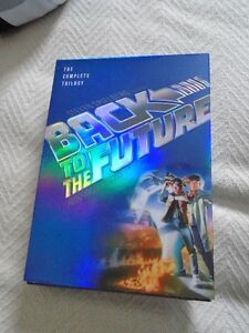 Back to the Future Trilogy in very good condition