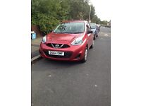 NISSAN MICRA 64 PLATE IN RED BARGAIN
