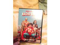Nacho Libre (Jack Black) DVD