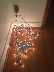 3-PIECE INDOOR CHRISTMAS LIGHTS