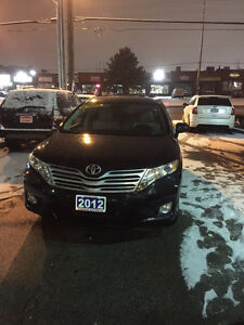 2012 Toyota Venza in Mint Condition LOW KMs