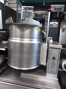 Commercial Food Equipment - Cleveland Electric Tilting Kettle
