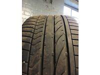 Bridgestone tyres 265/35/18 not run flat 6.5/7mm