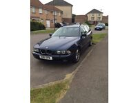 BMW 530 D touring estate 2000 automatic