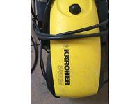 Karcher car or patio pressure wash