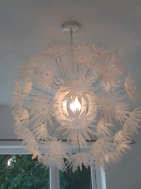 Gorgeous large ceiling lights x 2