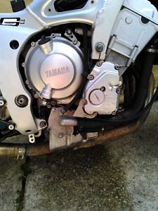 YAMAHA R6 2000 PARTING OUT Windsor Region Ontario image 8