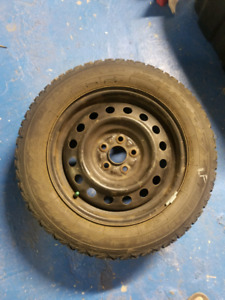 Toyota corolla 15 inch rim and tire