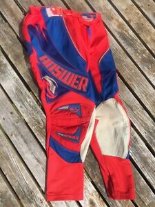 Answer Alpha Motocross Pants - Great Shape!