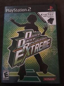 Dance dance revolution extreme PS2