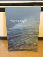 """""""Create a Ripple: Making a World of Difference"""""""