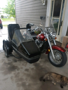 Sidecar | New & Used Motorcycles for Sale in Alberta from Dealers
