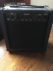 guitar practice amplifier amp 15 watt