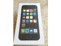 Brand new boxed 16g iPhone 5s on 02