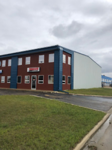 NEW LIST Fully developed shop in Edgar, 6 offices and warehouse