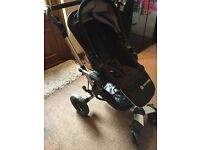 Concord pram, buggy and car seat