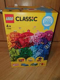 Lego Classic 900 pieces 11005 Bricks