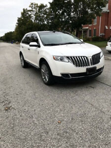 2012 Lincoln MKX AWD SUV - LOW KMS - WINTER TIRES INCLUDED