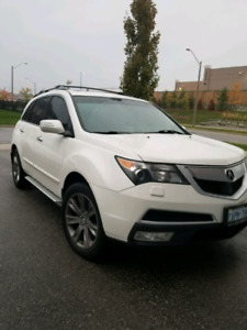 selling 2011 Acura Mdx and 2011Honda Crv