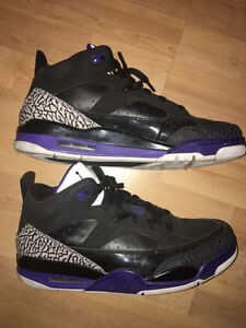 Nike Air Jordan Son Of Mars Low black/Grape ice Size 11.5