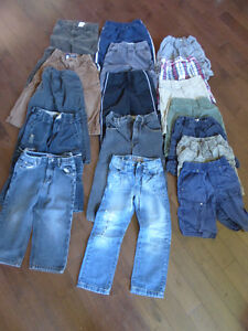 Lot of Clothes for boy 4 T - 5T