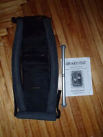 Chariot infant sling with mounting hardware and manual included
