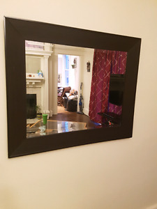 Mirror,  coffee table, stand - Moving Sale