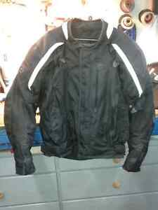 STAR brand motorcycle jacket