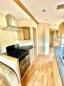 cheap double glazed and central heated static caravan at Bunn Leisure in Selsey