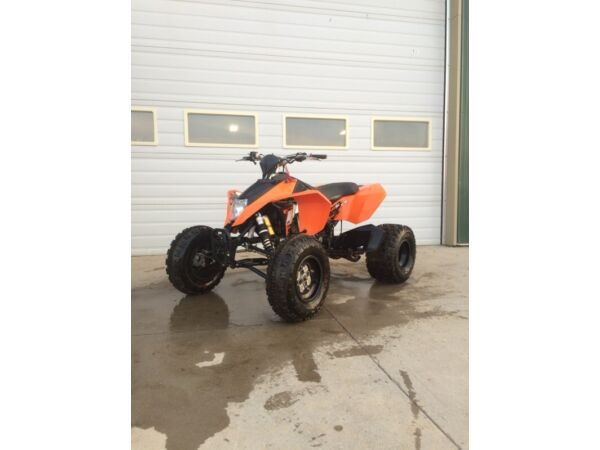 Used 2008 KTM 450 xc
