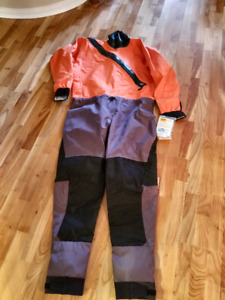 MENS KOKOTAT LR XL HYDRUS 3L DRYSUIT NEW WITH TAGS