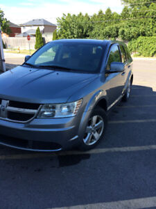 DODGE JOURNEY 2009 SXT  INCLUDE SAFETY