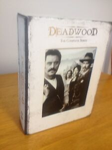 Deadwood Collector's Edition- The Complete Series (DVD)