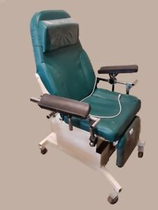 Pro Concept Power Medical Procedue Exam Table Chair made in USA