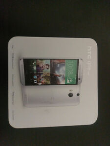 Factory unlocked HTC M8 in excellent condition