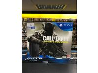 PlayStation 4 slim 500gb boxed