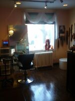 Salon Chair And Space For Rent Downtown Toronto